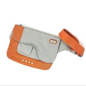TUMI T Tech Adjustable Nylon Belt Bag